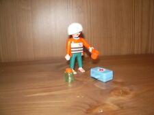 Playmobil Rettung, Krankenhaus, Verletzter mit Kopfverband (03035)