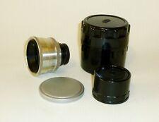 JUPITER-12 silver 2.8/35mm M39 Wide Angle Lens RF Leica FED #5904459