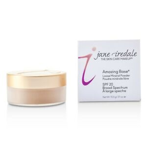 NEW Jane Iredale Amazing Base Loose Mineral Powder SPF 20 (Golden Glow)