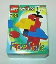 Lego System Free Style 1838 Nuevo Figura Pájaro Año 1995