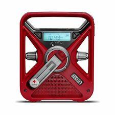 Etón American Red Cross FRX3 Radio, Red