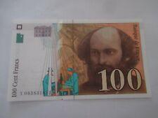tres beau billet 100 francs CEZANNE 1998 Y 063831822