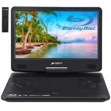 "14"" Tragbarer Blu-ray DVD/CD Player Full HD Heimkino Auto Fernseher HDMI USB SD"