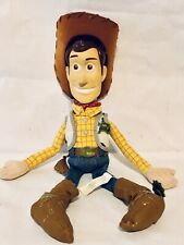 "21"" LARGE NWT DISNEY Park excl PIXAR TOY STORY COWBOY SHERIFF WOODY Plush Doll"
