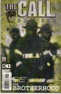 Call of Duty The Brotherhood #1 / 2002