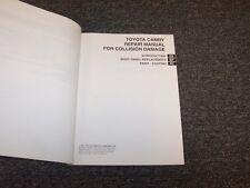2002 2003 2004 Toyota Camry Shop Service Collision Damage Repair Manual LE SE