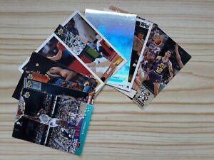 Lot 18 cartes 90's Malone, Stockton, Robinson, O'Neal....