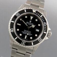 Rolex Sea Dweller 16600t ACCIAIO F-Serie da 2004