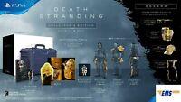 PlayStation 4 Pro DEATH STRANDING Collector's Edition Hideo Kojima EMS