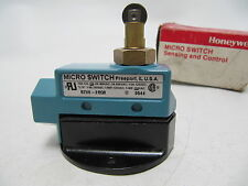 (NEW) Honeywell Micro Switch Mechanical Limit Switch BZV6-2RQ8 9544