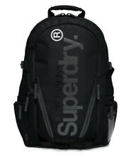 Superdry Mens Hexline Tech Tarp Backpack Size 1Size