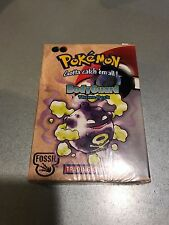 Rare Pokemon NEW Factory Sealed Fossil Unlimited Bodyguard Theme Deck
