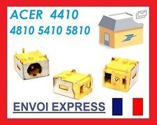 Connecteur alimentation dc jack pc portable Acer Aspire AS5810TG-354G32Mn