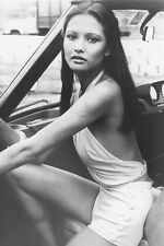 Laura Gemser 11x17 Mini Poster Black emmanuelle in jeep