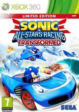 Sonic & All-Stars Racing: Transformed (Xbox 360) - USED