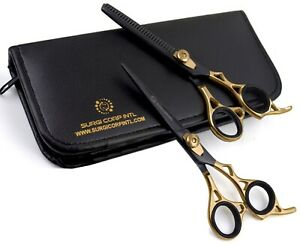 Professional Hairdressing Thinning Scissors & Barber Salon Hair Cutting Shear