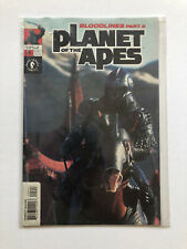 Planet of the Apes #5 Bloodlines part 2. Dark Horse Comics 2002