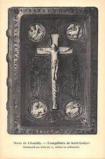 BT7099 Museee de chantily evangeliaire de saint ludger     France