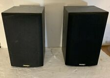 Paradigm Atom v2 Bookshelf Speakers - Black