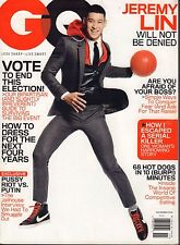 GQ Magazine November 2012 Jeremy Lin 072817nonjhe