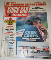 Stock Car Racing Magazine Andy Granatelli October 1979 072214R1