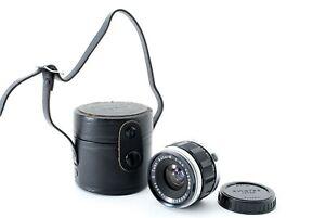 🌟 Near Mint🌟 Olympus G.Zuiko Auto-W 20mm F/3.5 MF Lens for Pen F FV from Japan
