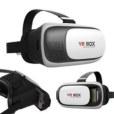 Xmas 3D Virtual Reality VR Glasses Headset Box Helmet For iPhone X / 8 / 8 Plus