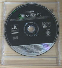 Rollcage Stage 2 - Promo Gioco Completo - New - PlayStation 1 - PSX