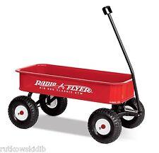 Radio Flyer Big Red Classic Atw Wagon