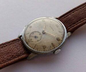 Vintage CYMA 15 Jewels Watch C1940's 464 1.8379 Serviced