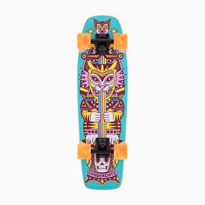 "Landyachtz Cruiser Skateboard Dinghy Coffin Kitty 8.3"" x 28.2"" Complete"
