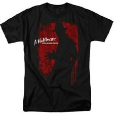 A Nightmare On Elm Street Black Short Sleeve Graphic Tee Size M NWT