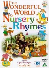 The Wonderful World Of Nursery Rhymes [2001] [DVD].
