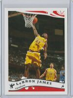 topps #200 lebron james basketball card  $$ Hot $$