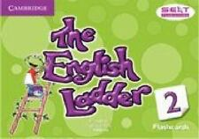 The English Ladder Level 2 Flashcards (Pack of 101)