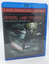 Crystal Lake Memories: Complete History of Friday the 13th (Blu-Ray/DVD, 2015)