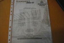 Premiership Written - on Football Programmes
