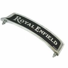 Fits Royal Enfield Bullet Customized Front Mudguard Alloy Number Plate ECs
