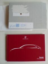 Prospekt Porsche Cayenne GTS zur Premiere, 2.2012, 42 Seiten im Versandkarton