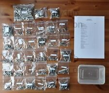 VW EARLY BAY T2 camper bus STNLS Resto screws bolts kit