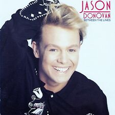 JASON DONOVAN : BETWEEN THE LINES / CD - NEUWERTIG