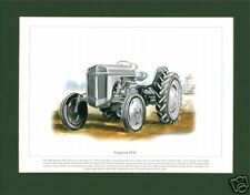 TRACTORS  -  PACKET  OF  50  SUPERB  PRINTS  -  FERGUSON  TE20  TRACTOR