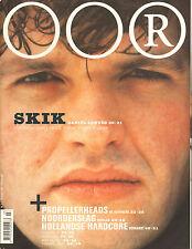 MAGAZINE OOR 1999 nr. 02 - SKIK / IAN DURY / JOHN PARISH / DYZACK/PROPELLERHEADS