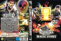 (DVD) Raiders of the Magic Ivory - James Mitchum, Christopher Ahrens