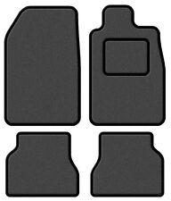 Hyundai Sonata III 98-04 Super Velour Dark Grey/Black Trim Car mat set