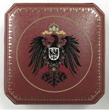 German Prussian Pour Merite Blue Max Coin Case Box War Medal Badge Army Battle