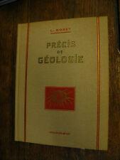 Précis de Géologie / Moret