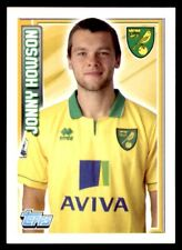 Topps Premier League 2013 - Jonny Howson Norwich City No. 157