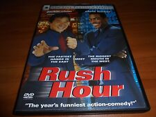 Rush Hour (Dvd, 1999, Widescreen)