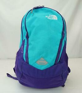The North Face Vault Backpack Blue & Purple